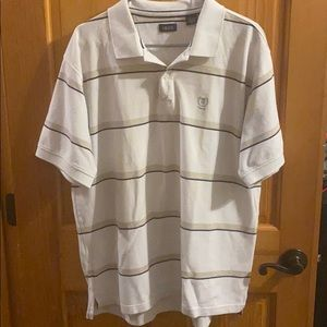 Men's IZOD Polo Shirt Size XL